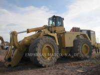 CATERPILLAR BERGBAU-RADLADER 992G equipment  photo 6