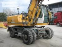 LIEBHERR WHEEL EXCAVATORS A904CLIT equipment  photo 6