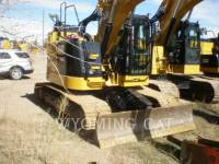 CATERPILLAR EXCAVADORAS DE CADENAS 314E HAMR equipment  photo 1