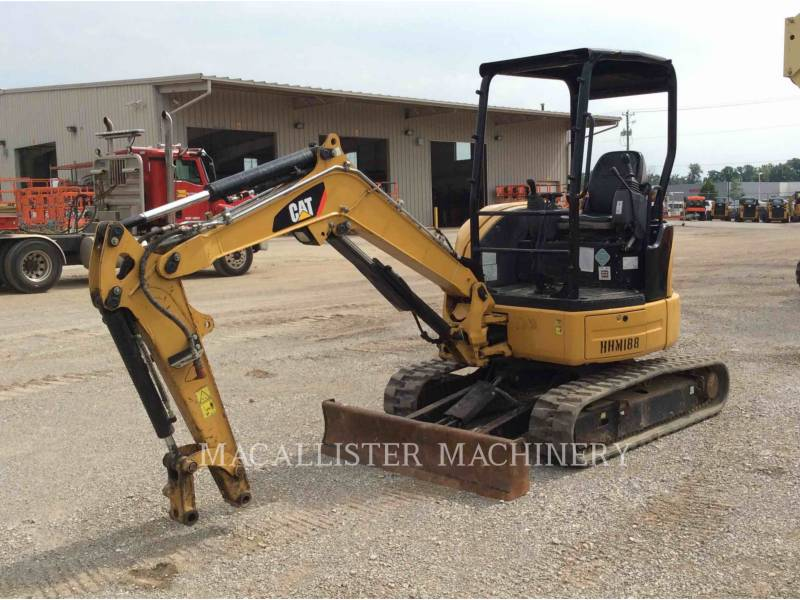 CATERPILLAR EXCAVADORAS DE CADENAS 303E equipment  photo 1