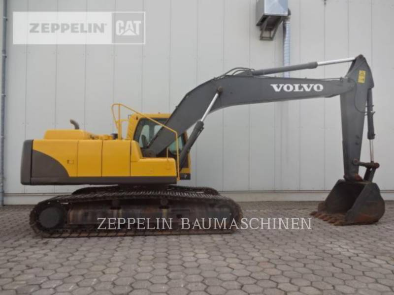VOLVO CONSTRUCTION EQUIPMENT KETTEN-HYDRAULIKBAGGER EC210BLC equipment  photo 5
