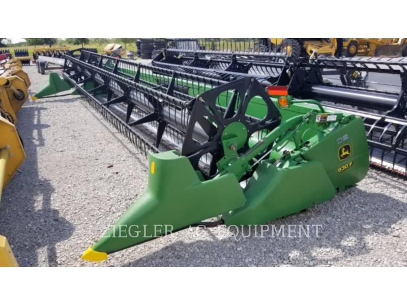 DEERE & CO. HEADERS 930F equipment  photo 1