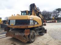 CATERPILLAR EXCAVADORAS DE RUEDAS M316C equipment  photo 3