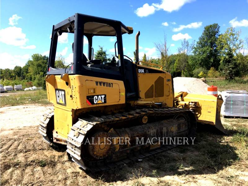 CATERPILLAR TRACTEURS SUR CHAINES D5KXL equipment  photo 2