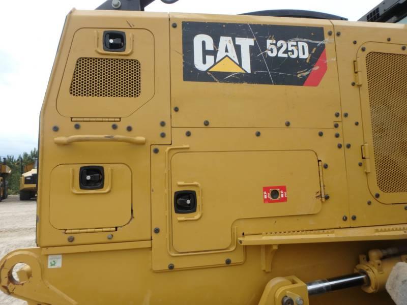 CATERPILLAR SILVICULTURA - TRATOR FLORESTAL 525D equipment  photo 18