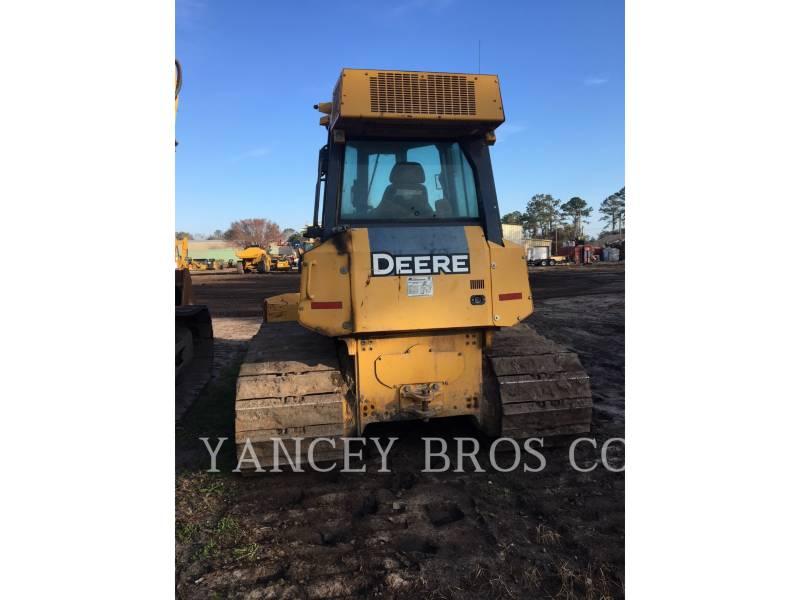 DEERE & CO. TRACTEURS SUR CHAINES 700J LGP equipment  photo 6