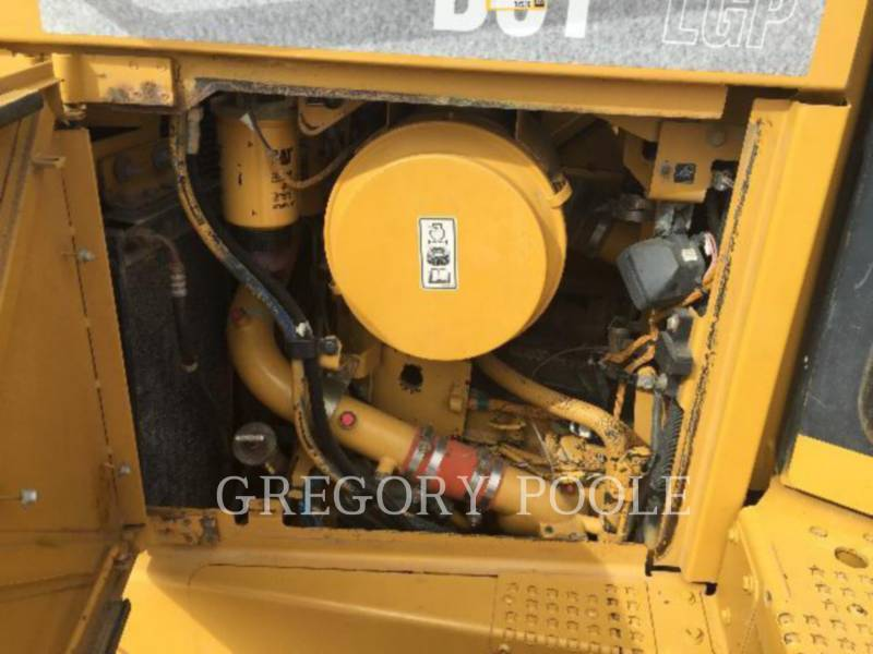 CATERPILLAR TRACTORES DE CADENAS D6T LGP equipment  photo 9
