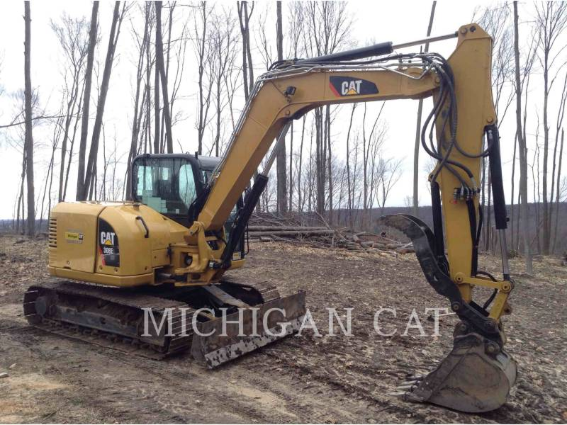 CATERPILLAR TRACK EXCAVATORS 308E2 TQ+ equipment  photo 2