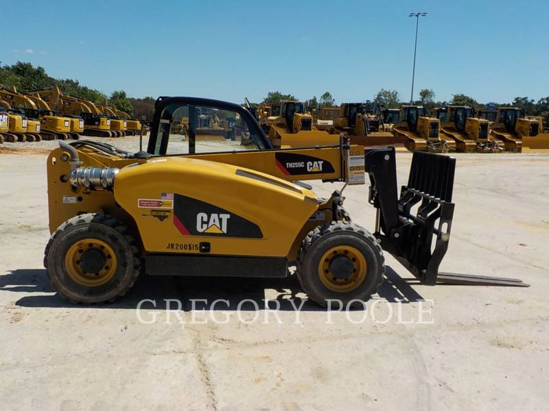 CATERPILLAR TELEHANDLER TH255C equipment  photo 20