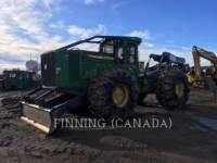 JOHN DEERE FORESTRY - SKIDDER 848 L equipment  photo 4