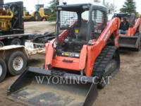 KUBOTA TRACTOR CORPORATION SKID STEER LOADERS SVL75-2 equipment  photo 7