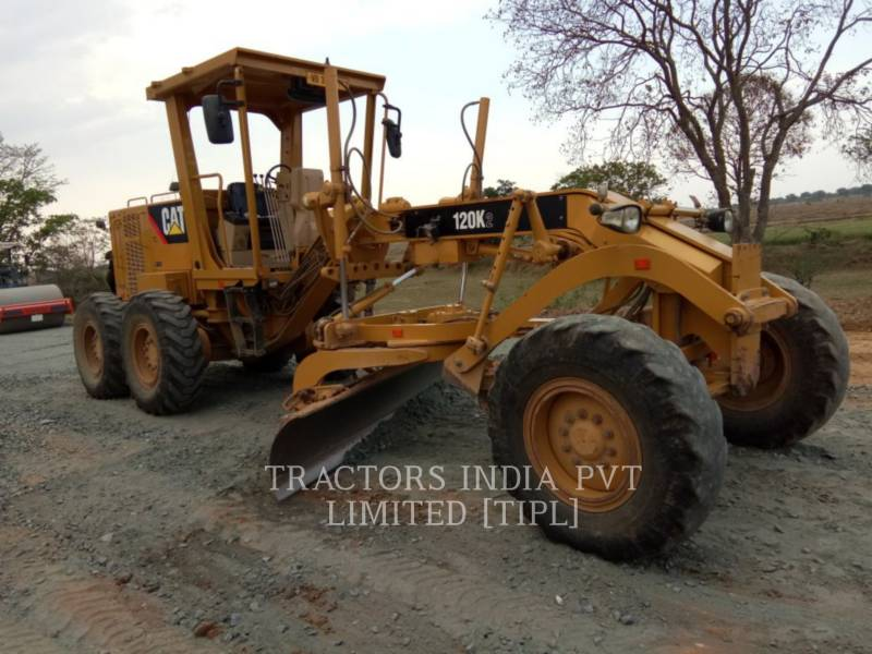 CATERPILLAR MINING MOTOR GRADER 120K2 equipment  photo 6