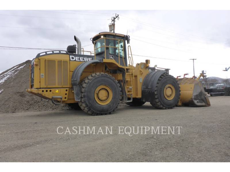 JOHN DEERE CARGADORES DE RUEDAS 844K equipment  photo 3
