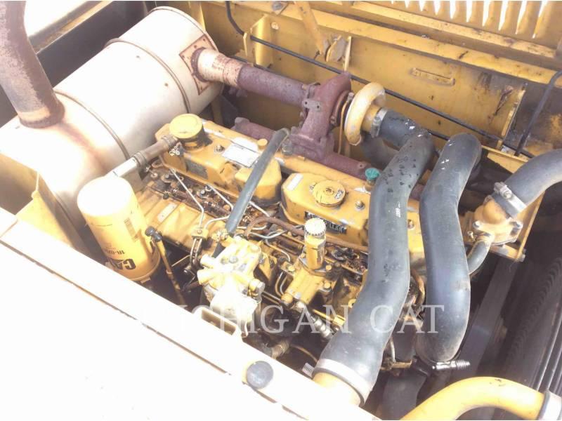 CATERPILLAR TRACK EXCAVATORS 320CL Q equipment  photo 9