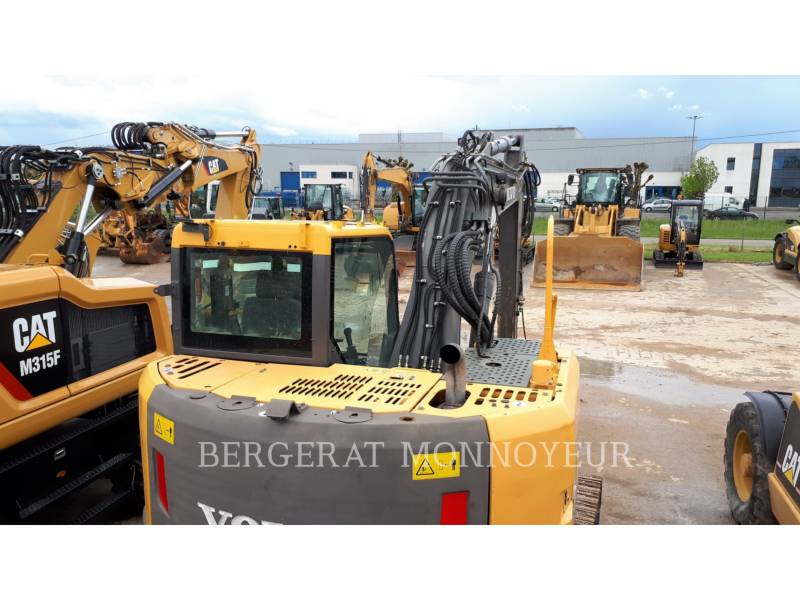 VOLVO CONSTRUCTION EQUIPMENT EXCAVADORAS DE CADENAS ECR145CL equipment  photo 6