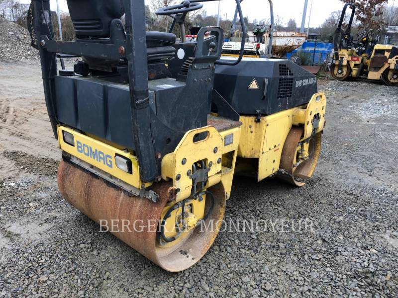 BOMAG COMPACTORS BW120 equipment  photo 8
