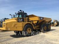 CATERPILLAR KNICKGELENKTE MULDENKIPPER 745C equipment  photo 3