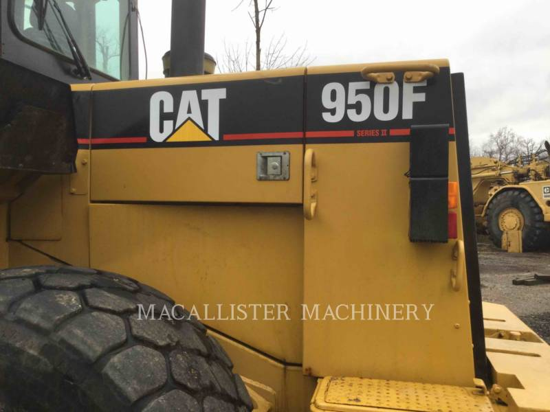 CATERPILLAR CARGADORES DE RUEDAS 950FII equipment  photo 8