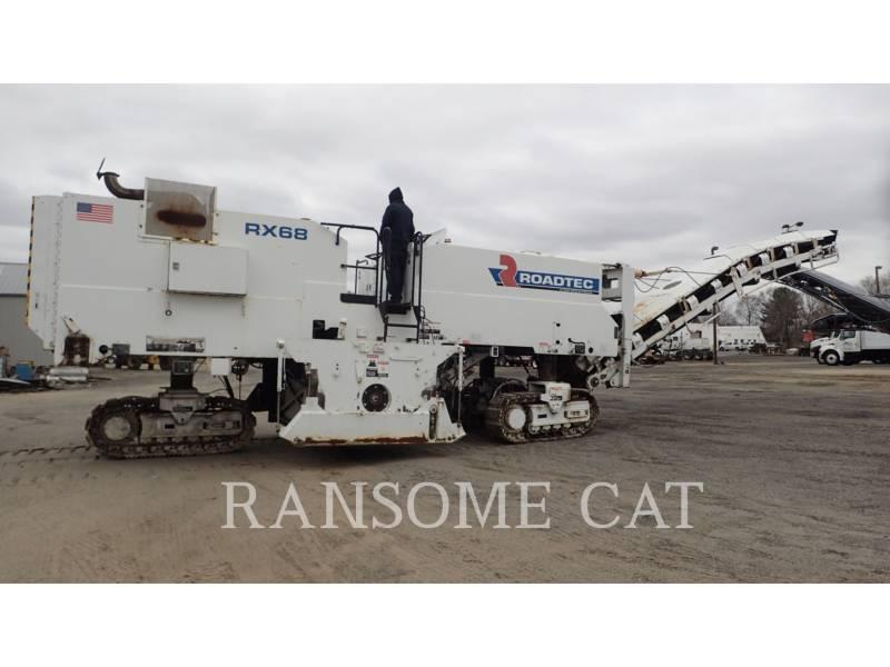 ROADTEC WT - COLD PLANER RX68B equipment  photo 6