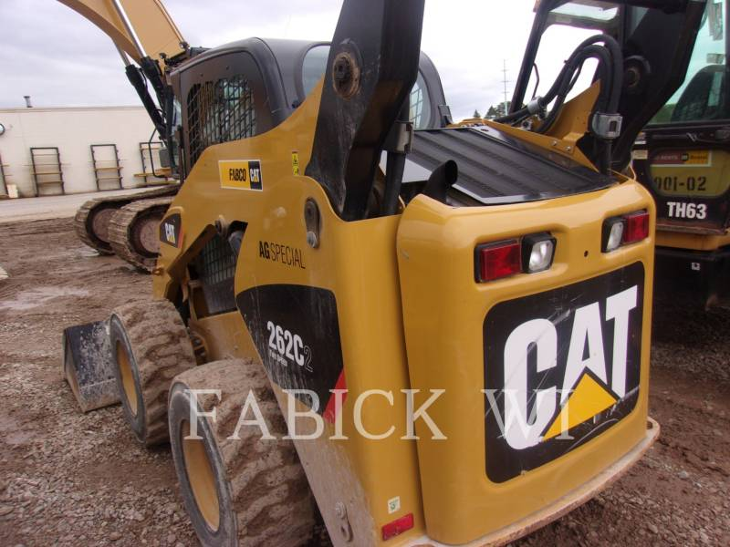 CATERPILLAR CHARGEURS COMPACTS RIGIDES 262C2 equipment  photo 5