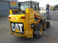 CATERPILLAR PALE COMPATTE SKID STEER 226B3 CAB equipment  photo 4