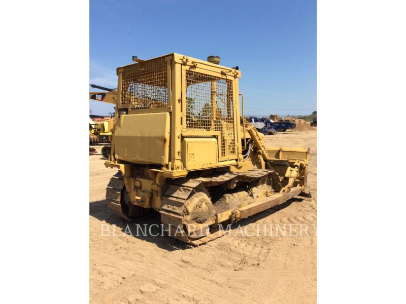 CATERPILLAR TRACK TYPE TRACTORS D4E equipment  photo 3
