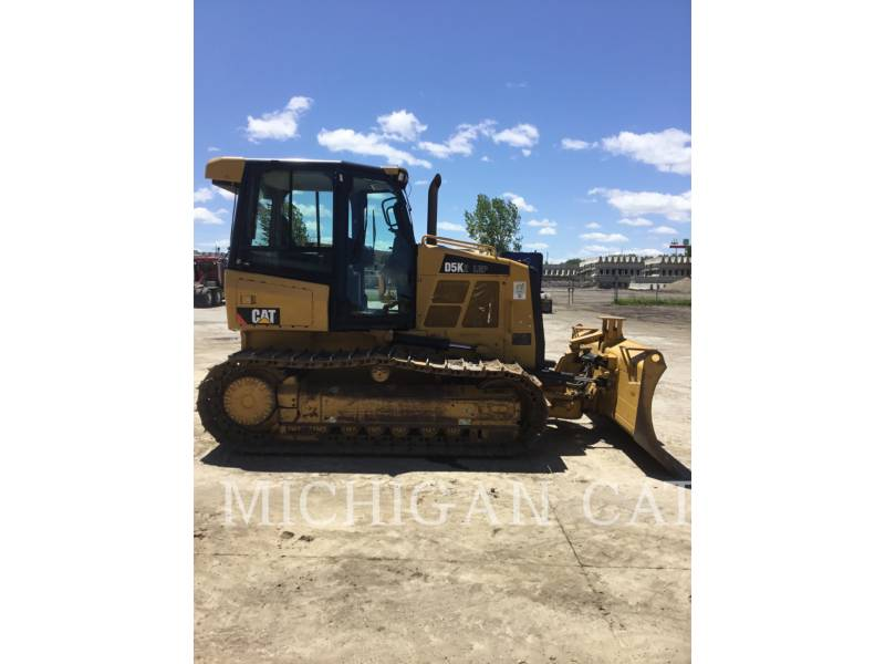 CATERPILLAR TRACTORES DE CADENAS D5K2L CAGSALT equipment  photo 17