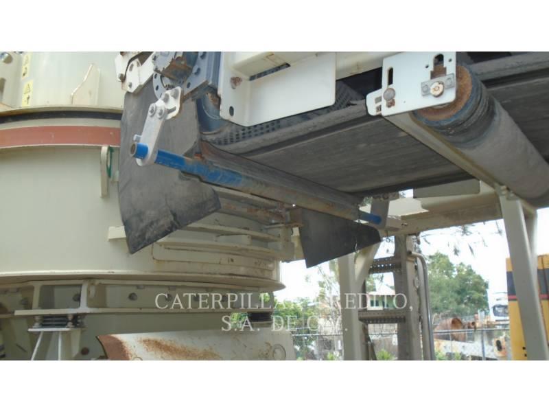 METSO CRUSHERS LT7150 equipment  photo 3