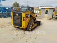 CATERPILLAR MULTI TERRAIN LOADERS 279D CAB equipment  photo 2