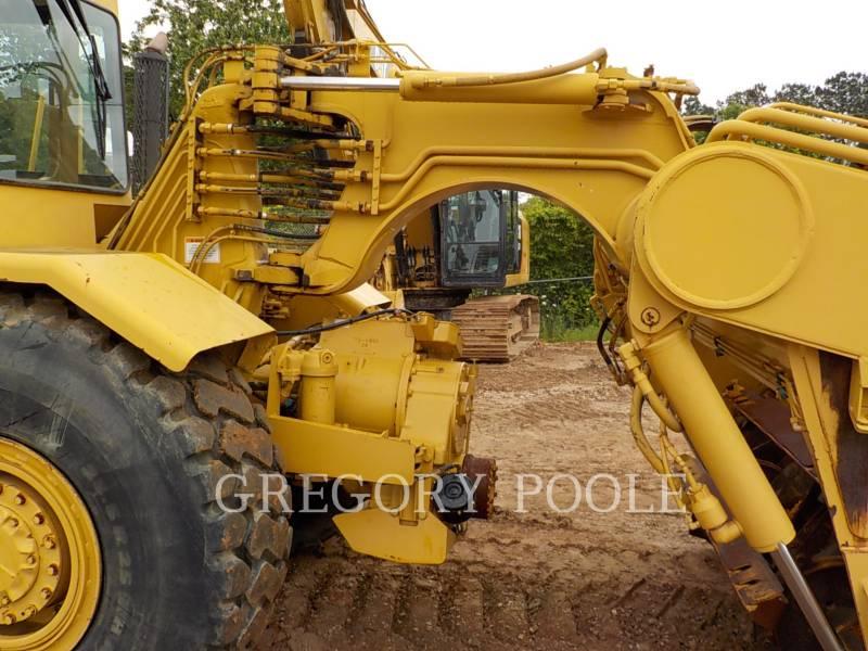 CATERPILLAR WHEEL TRACTOR SCRAPERS 613C II equipment  photo 12