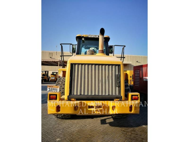 CATERPILLAR CARGADORES DE RUEDAS 950 H equipment  photo 4