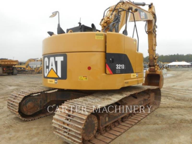 CATERPILLAR KETTEN-HYDRAULIKBAGGER 321 D LCR equipment  photo 3