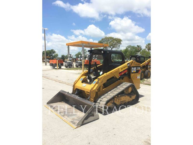 CATERPILLAR CARREGADEIRAS TODO TERRENO 279D equipment  photo 1