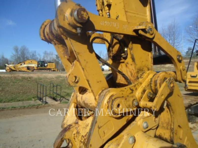 CATERPILLAR KETTEN-HYDRAULIKBAGGER 329F CF equipment  photo 9