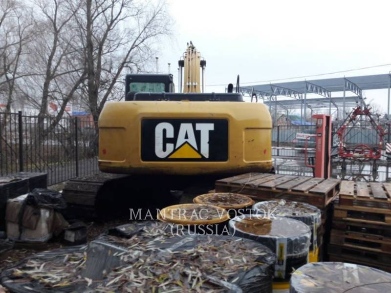 CATERPILLAR KOPARKI GĄSIENICOWE 320 D L equipment  photo 2