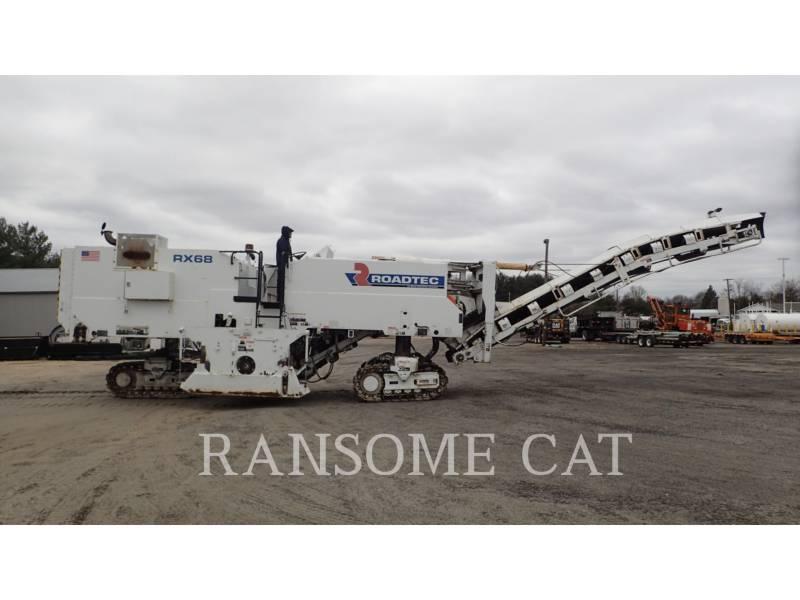 ROADTEC WT - COLD PLANER RX68B equipment  photo 7