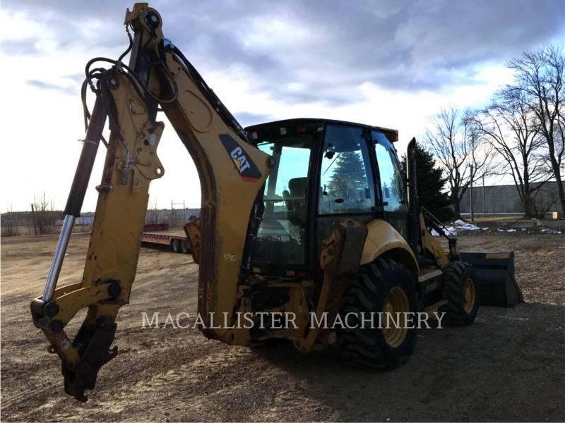 CATERPILLAR BAGGERLADER 420FIT equipment  photo 4