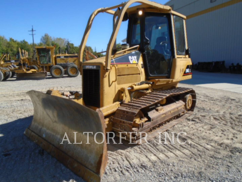 Detail photo of 2004 Caterpillar D4G from Construction Equipment Guide