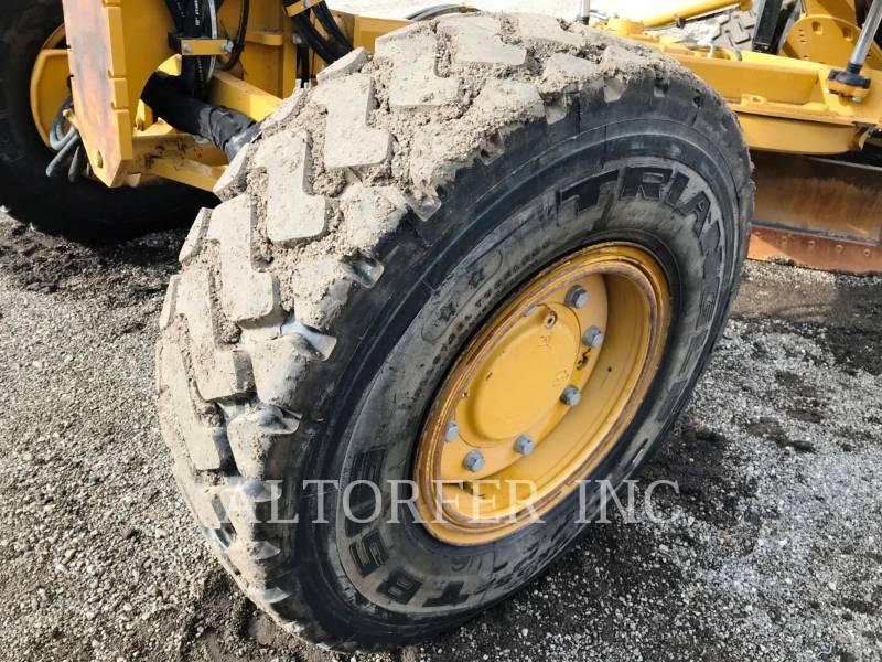 CATERPILLAR RÓWNIARKI SAMOBIEŻNE 140M2AWD equipment  photo 17