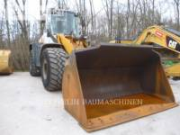 Equipment photo LIEBHERR L580 PALE GOMMATE/PALE GOMMATE MULTIUSO 1