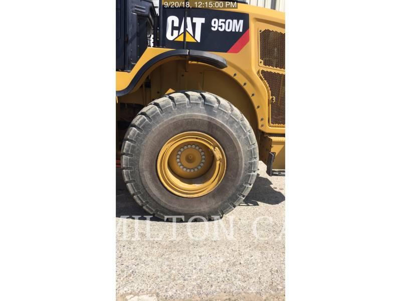 CATERPILLAR WIELLADERS/GEÏNTEGREERDE GEREEDSCHAPSDRAGERS 950M equipment  photo 8