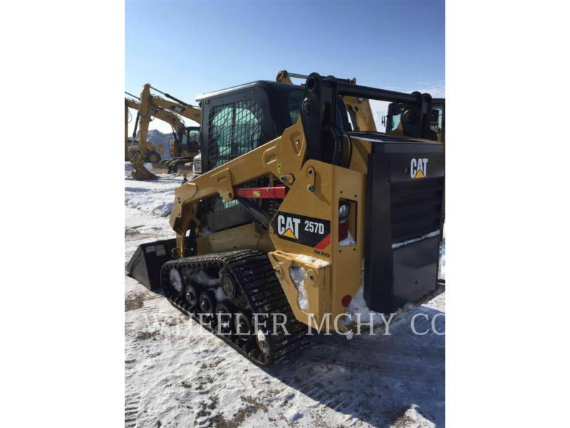 CATERPILLAR CARGADORES MULTITERRENO 257D C3-H2 equipment  photo 3