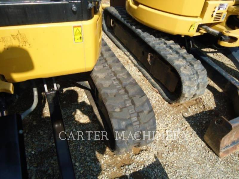 CATERPILLAR EXCAVADORAS DE CADENAS 303.5 E CR equipment  photo 8