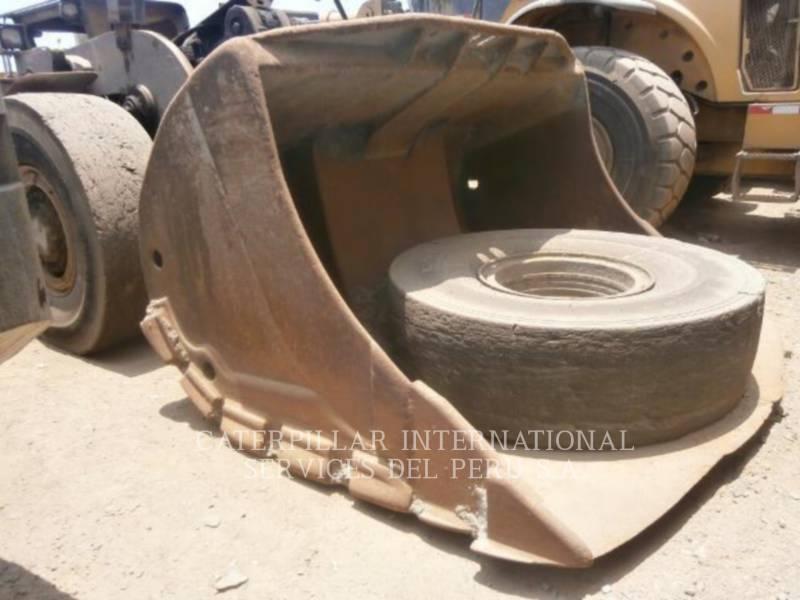 CATERPILLAR UNDERGROUND MINING LOADER R1600G equipment  photo 8