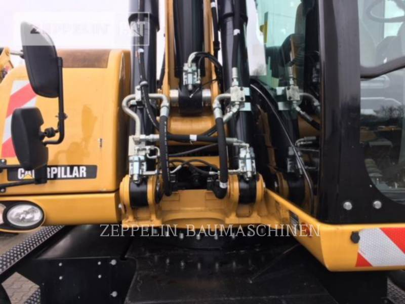 CATERPILLAR MOBILBAGGER M318D equipment  photo 5