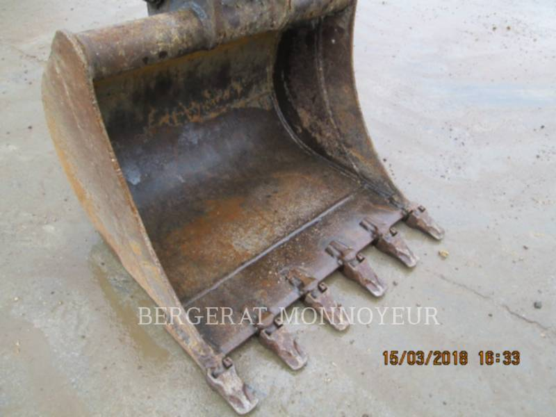 DAEWOO EXCAVADORAS DE CADENAS S030 equipment  photo 9