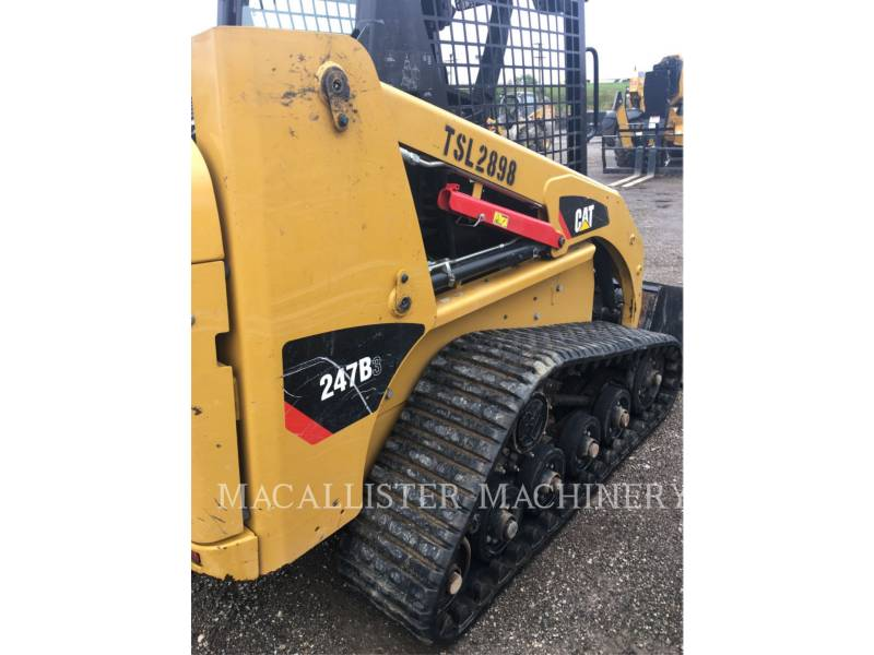 CATERPILLAR MULTI TERRAIN LOADERS 247B3 equipment  photo 4