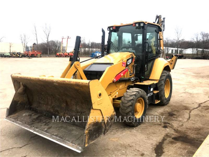 CATERPILLAR RETROEXCAVADORAS CARGADORAS 420 F 2 equipment  photo 2
