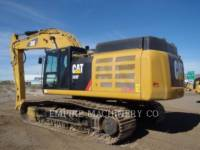 CATERPILLAR PELLES SUR CHAINES 349FL    P equipment  photo 3