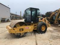 CATERPILLAR EINZELVIBRATIONSWALZE, GLATTBANDAGE CS56 equipment  photo 2